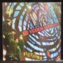 Discos de vinilo: LOS VIDRIOS QUEBRADOS - FICTIONS - LP REEDICION (PRECINTADO) . Lote 159393462