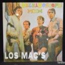 Discos de vinilo: LOS MAC´S - KALEIDOSCOPE MEN - LP REEDICION (PRECINTADO). Lote 159393578