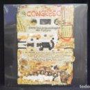 Discos de vinilo: CONGRESO - PARALOS ARQUEOLOGOS DEL FUTURO - LP. Lote 159393942