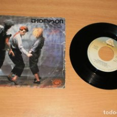 Discos de vinilo: THOMPSON TWINS (LIES). VINILO SG 45. ARISTA B-104832. AÑO 1982. Lote 159396590