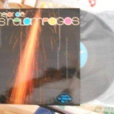 Discos de vinilo: LOS RELAMPAGOS-LP DOBLE LO MEJOR. Lote 159396822
