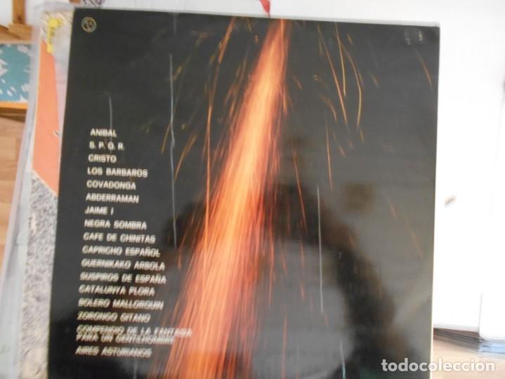 Discos de vinilo: LOS RELAMPAGOS-LP DOBLE LO MEJOR - Foto 3 - 159396822