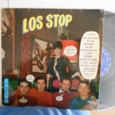 Discos de vinilo: LOS STOP-LP 1968. Lote 159398190