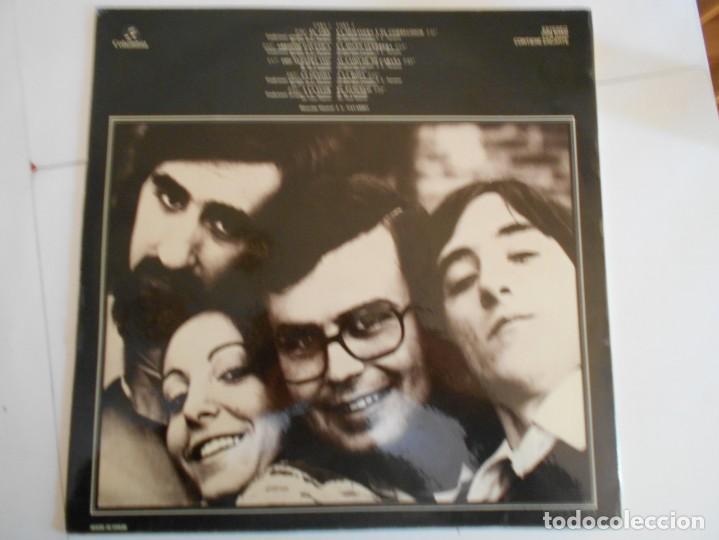 Discos de vinilo: MADROÑAL-LP OID NUESTRA VOZ-ENCARTE LETRAS-NUEVO - Foto 2 - 159401894