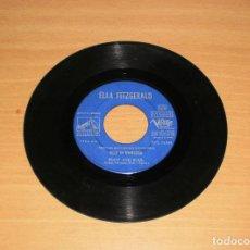 Discos de vinilo: ELLA FITZGERALD (THAT OLD BLACK MAGIC). SG 45. LA VOZ DE SU AMO EPL 14.243. AÑO 1966. Lote 159402786