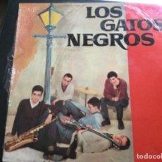 Discos de vinilo: LOS GATOS NEGROS - HISTORÍA DE LA MÚSICA POP ESPAÑOLA . Lote 159403346