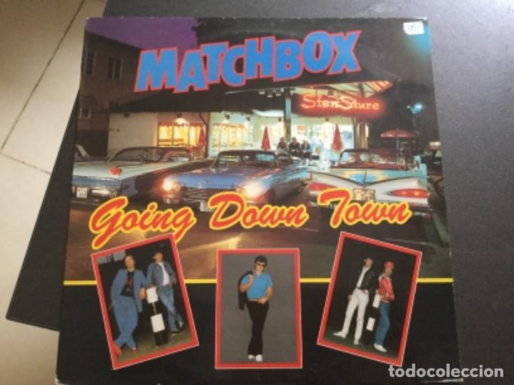 MATCHBOX- GOING DOWN TOWN (Música - Discos - LP Vinilo - Rock & Roll)