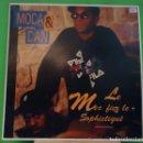 Discos de vinilo: EP 12'' MODA & DAN – LE MEC FIER LE + SOPHISTIQUÉ . Lote 159406506