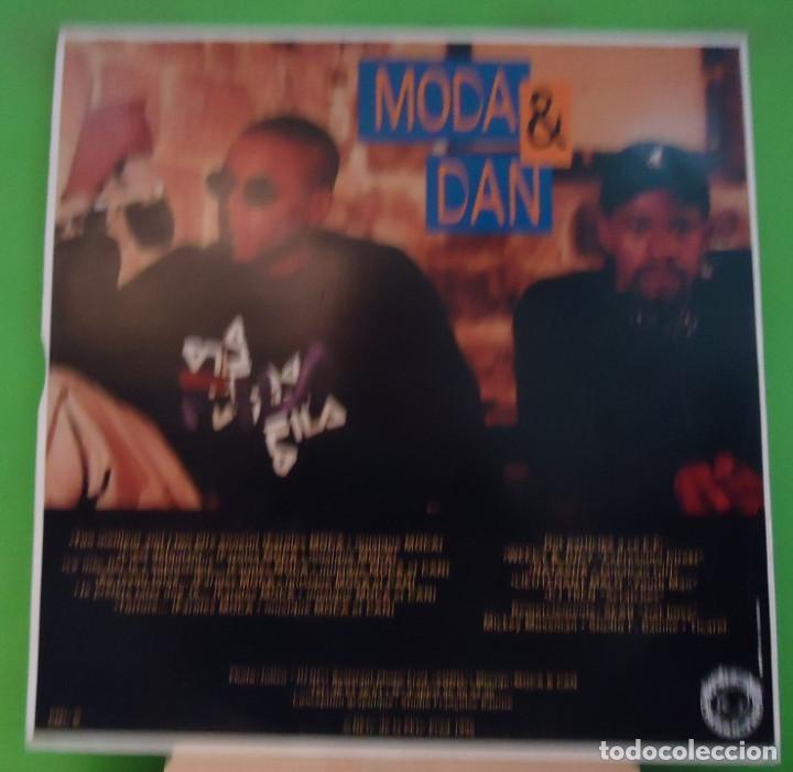 Discos de vinilo: EP 12'' Moda & Dan – Le Mec Fier Le + Sophistiqué - Foto 2 - 159406506
