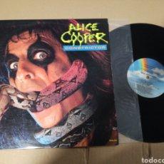 Discos de vinilo - Alice cooper constrictor ( USA) - 159416384
