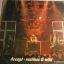 Discos de vinilo: ACCEPT-RESTLESS AND WILD-ORIGINAL ESPAÑOL. Lote 159427182