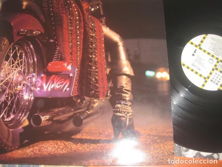 VIXEN, MISMO TITULO(,EMI RECORDS, 1988) OG ESPAÑA LEA DESCRIPCION (Música - Discos - LP Vinilo - Heavy - Metal)