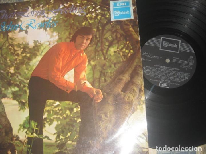 JOHN ROWLES - THAT LOVIN FEELING (1969-STATESIDE )OG ESPAÑA (Música - Discos - LP Vinilo - Pop - Rock Extranjero de los 50 y 60)