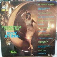 Discos de vinilo: ROY EZTEL Y SU ORQUESTA - TROMPETA DORADA - LP. DEL SELLO EKIPO 1967. Lote 159476562