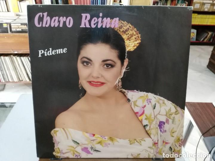CHARO REINA - PÍDEME - LP. DEL SELLO FODS RECORDS 1990 (Música - Discos - LP Vinilo - Flamenco, Canción española y Cuplé)