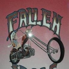 Discos de vinilo: LP FALLEN IDOLS THE RETURN OF THE FALLEN IDOLS. Lote 159508758