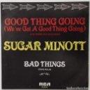 Discos de vinilo: SUGAR MINOTT - GOOD THING GOING / BAD THINGS SG PROMO ED ESPAÑOLA 1981. Lote 159521846
