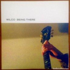Discos de vinilo: WILCO - BEING THERE. Lote 159546130
