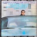 Discos de vinilo: ALBERTO CORTEZ. SINGLE MR. SUCU SUCU. HISPAVOX ESPAÑA, AÑO 1967.. Lote 159548646