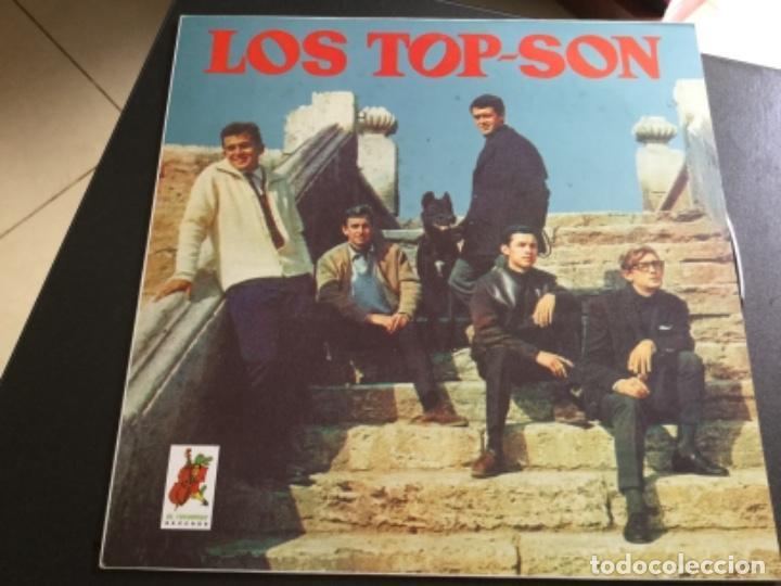 LOS TOP -SON - HISTORÍA DE LA MÚSICA POP ESPAÑOLA N 10 (Música - Discos - LP Vinilo - Grupos Españoles 50 y 60)