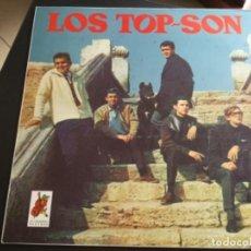 Discos de vinilo: LOS TOP -SON - HISTORÍA DE LA MÚSICA POP ESPAÑOLA N 10. Lote 159548914