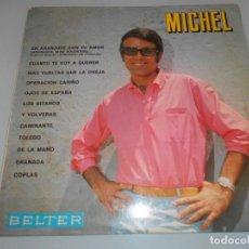 Discos de vinilo: LP 1968 - MICHEL - EN ARANJUEZ CON TU AMOR (ARANJUEZ MON SOUVENIR). Lote 210263906