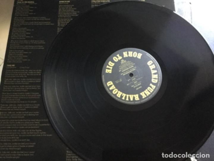 Discos de vinilo: Grand Funk Railroad- Born to die - Foto 3 - 159556310