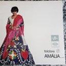 Discos de vinilo: AMALIA RODRIGUES EP SELLO COLUMBIA PORTADA DOBLE EDITADO EN PORTUGAL.. Lote 159575110