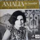 Discos de vinilo: AMALIA RODRIGUES EP SELLO COLUMBIA EDITADO EN PORTUGAL.. Lote 159575484