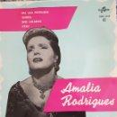 Discos de vinilo: AMALIA RODRIGUES EP SELLO COLUMBIA EDITADO EN FRANCIA. Lote 159575654