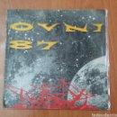 Discos de vinilo: OVNI 87 - ALGO FUGAZ/SUEÑO UN CAMINO (URUGUAY, VIK, 1969) MEGA RARE 45S!! BARON ROJO FANS!. Lote 159590480