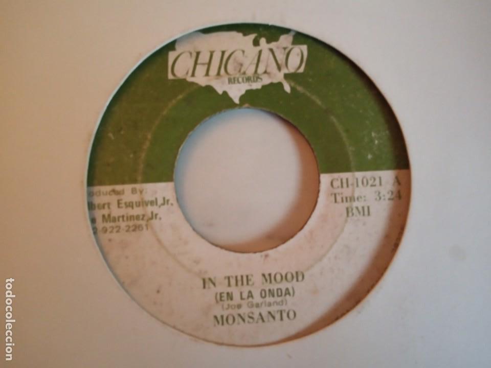 MONSANTO IN THE MOOD / SWEETBREAD LATIN CHICANO TEX MEX ORIGINAL USA 198? G+ (Música - Discos - Singles Vinilo - Rock & Roll)