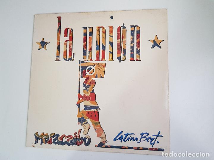 LA UNIÓN - MARACAIBO LATINO BEAT (VINILO) (Música - Discos de Vinilo - Maxi Singles - Grupos Españoles de los 90 a la actualidad)