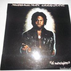 Discos de vinilo: EDDY GRANT - MESSAGE MAN ( EL MENSAJERO ) - LP - ICE 1980. Lote 159611382