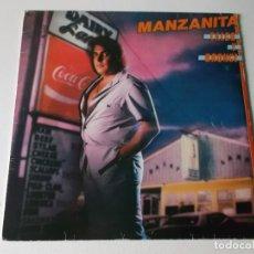 Discos de vinilo: MANZANITA - TALCO Y BRONCE..LP DE 1981 - CBS ..INCLUYE FOTO DEDICADA DE VIOLETAS CON ENCARTE. Lote 159614630
