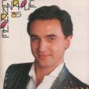 Discos de vinilo: ENRIQUE - 85 - LP HISPAVOX DE 1985 RF-7514 , PERFECTO ESTADO. Lote 159622490