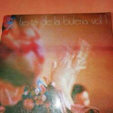 Discos de vinilo: FIESTA DE LA BULERIA VOL. 1 CBS 1971. Lote 159623466