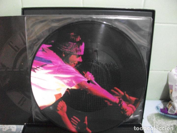 Discos de vinilo: GUNS N ROSES DESTRUCTION,LIES : THE ROAD TO box maxi + 2cds europe 1992 PEPETO TOP - Foto 4 - 192773167