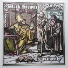 Discos de vinilo: MARK STEWART-EXPERIMENTS (12'' EP. FUTURE NOISE.2012) CONEXION: THE POP GROUP. RECORD STORE DAY. Lote 159655474