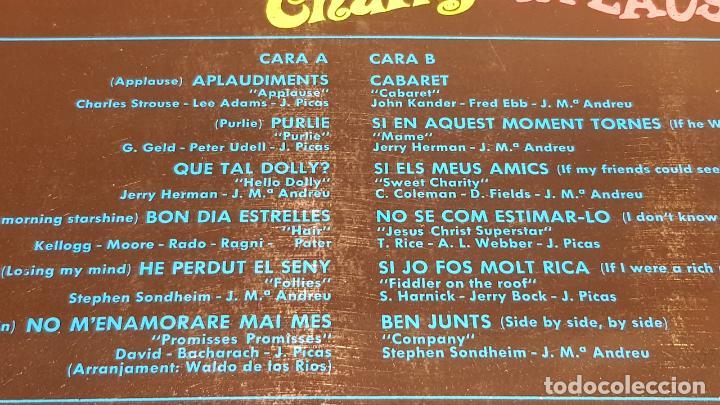 Discos de vinilo: NÚRIA FELIU / NÚRIA DE NIT / LP - HISPAVOX-1972 / CALIDAD LUJO. ****/****/ ENCARTE. - Foto 3 - 159667602