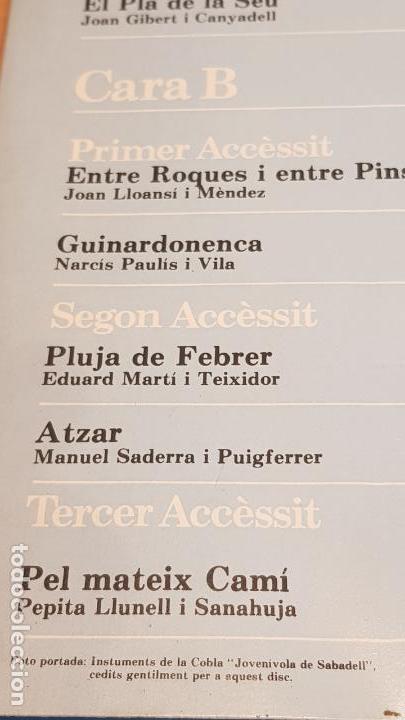 Discos de vinilo: COBLA LA PRINCIPAL DE LA BISBAL / SARDANES / LP - DISCOPHON-1981 / CALIDAD LUJO. ****/**** - Foto 4 - 159667986