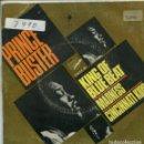 Discos de vinilo: PRINCE BUSTER (KING OF BLUE BEAT) MADNESS / CINCINNATI KIDS (SINGLE 1968). Lote 159671382