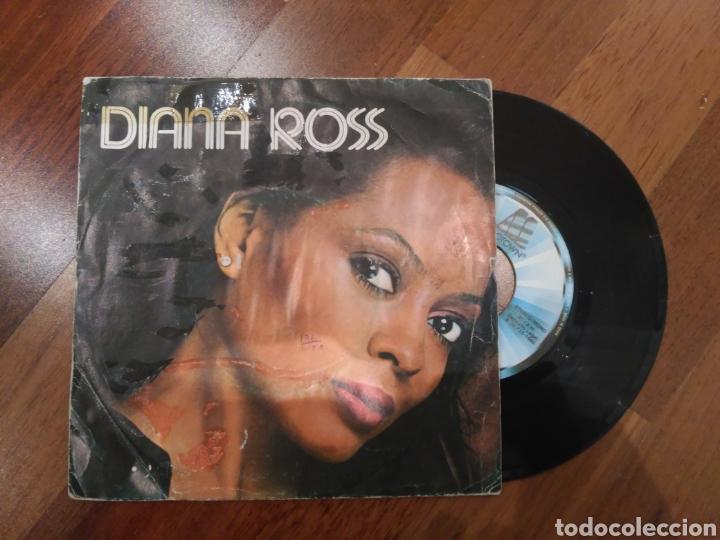 DIANA ROSS I'M COMING OUT 1-10.138 MOTOWN PAG.465 1001 CANCIONES QUE HAY QUE ESCUCHAR... (Música - Discos - Singles Vinilo - Funk, Soul y Black Music)