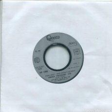 Discos de vinilo: QUEEN / UNDER PRESSURE / WE WILL ROCK YOU (MEDLEY + 2) TIRAGE LIMITE SINGLE FRANCES 1986. Lote 159685786