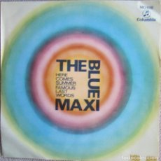 Discos de vinilo: BLUE MAXI, THE: HERE COMES SUMMER / FAMOUS LAST WORDS. POP PSYCHO CON DAVE GREENFIELD (STRANGLERS). Lote 159689946