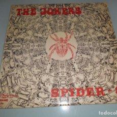 Discos de vinilo: LP1973 - THE JOKERS - SPIDERS- 8 - BUENOS DÍAS LIBERTAD + SUEÑO DE CALIFORNIA + OTRAS. Lote 159691758