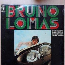 Discos de vinilo: BRUNO LOMAS LP 1973. Lote 159692674