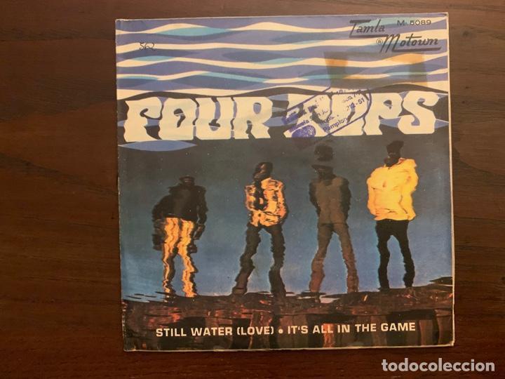 FOUR TOPS ?– STILL WATER (LOVE) SELLO: TAMLA MOTOWN ?– M-5089 FORMATO: VINYL, 7 , 45 RPM, SINGLE (Música - Discos - Singles Vinilo - Funk, Soul y Black Music)