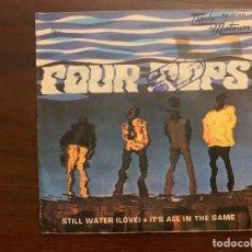Discos de vinilo: FOUR TOPS ?– STILL WATER (LOVE) SELLO: TAMLA MOTOWN ?– M-5089 FORMATO: VINYL, 7 , 45 RPM, SINGLE . Lote 159706058