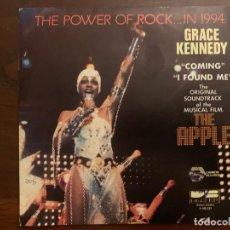 Discos de vinilo: GRACE KENNEDY ?– COMING & I FOUND ME SELLO: DB BELTER ?– 1-10.131 FORMATO: VINYL, 7 , 45 RPM, SINGLE. Lote 159706382